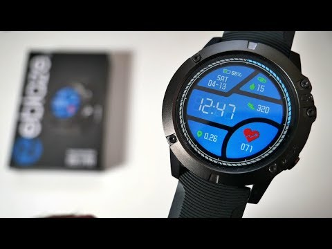 Zeblaze Vibe 3 Pro Fitness Smartwatch Best Vibe So Far Youtube