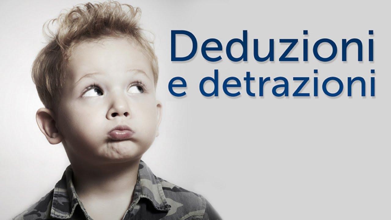 Download Qual è la DIFFERENZA tra DEDUZIONI e DETRAZIONI? - Pillole di Economia s02x18