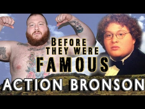 Action Bronson - Before They Were Famous