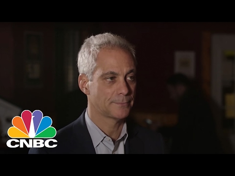 Rahm Emanuel Discusses President Obama's Legacies Under President Donald Trump | Speakeasy | CNBC