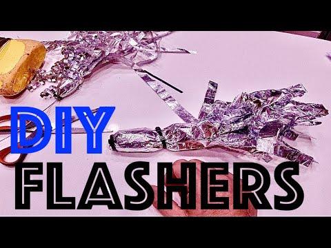 DIY: SPEARFISHING FLASHERS