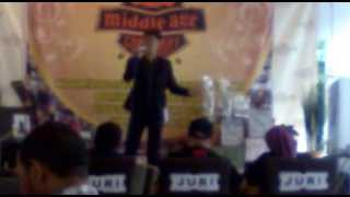 Rangga Fauzhan - You Raise Me Up ( Middle Age Singing Competition )