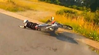 Epic Dirtbike Fail Compilation