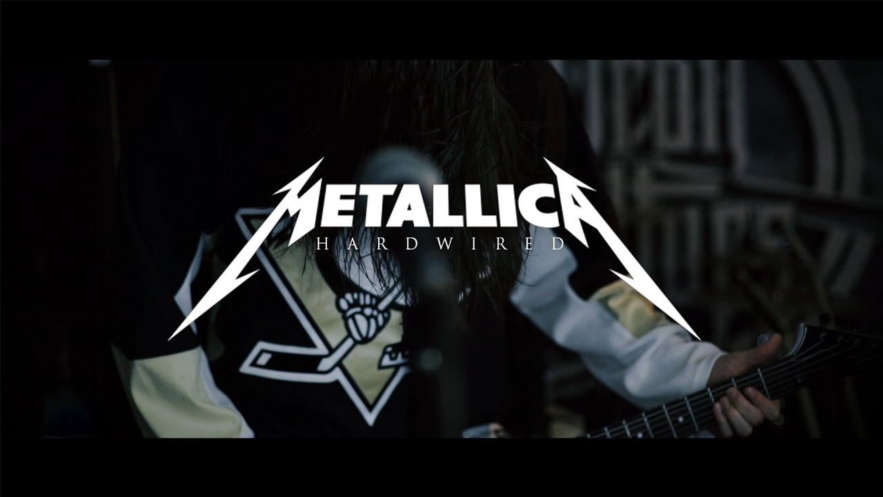 metallica hardwired tribute by orbit culture youtube. Black Bedroom Furniture Sets. Home Design Ideas