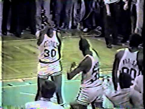 1984 NBA Finals Game 7: Rare Footage