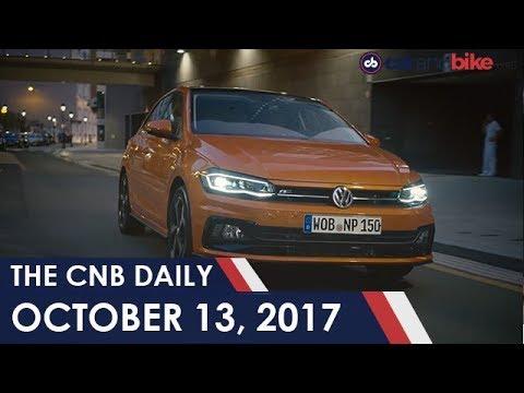 VW Polo-based Sedan | Hero MotoCorp Sales | Kobe Steel Scandal | NDTV CarAndBike