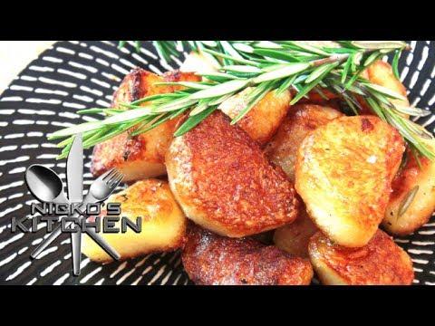 Perfect Roast Potatoes - Video Recipe