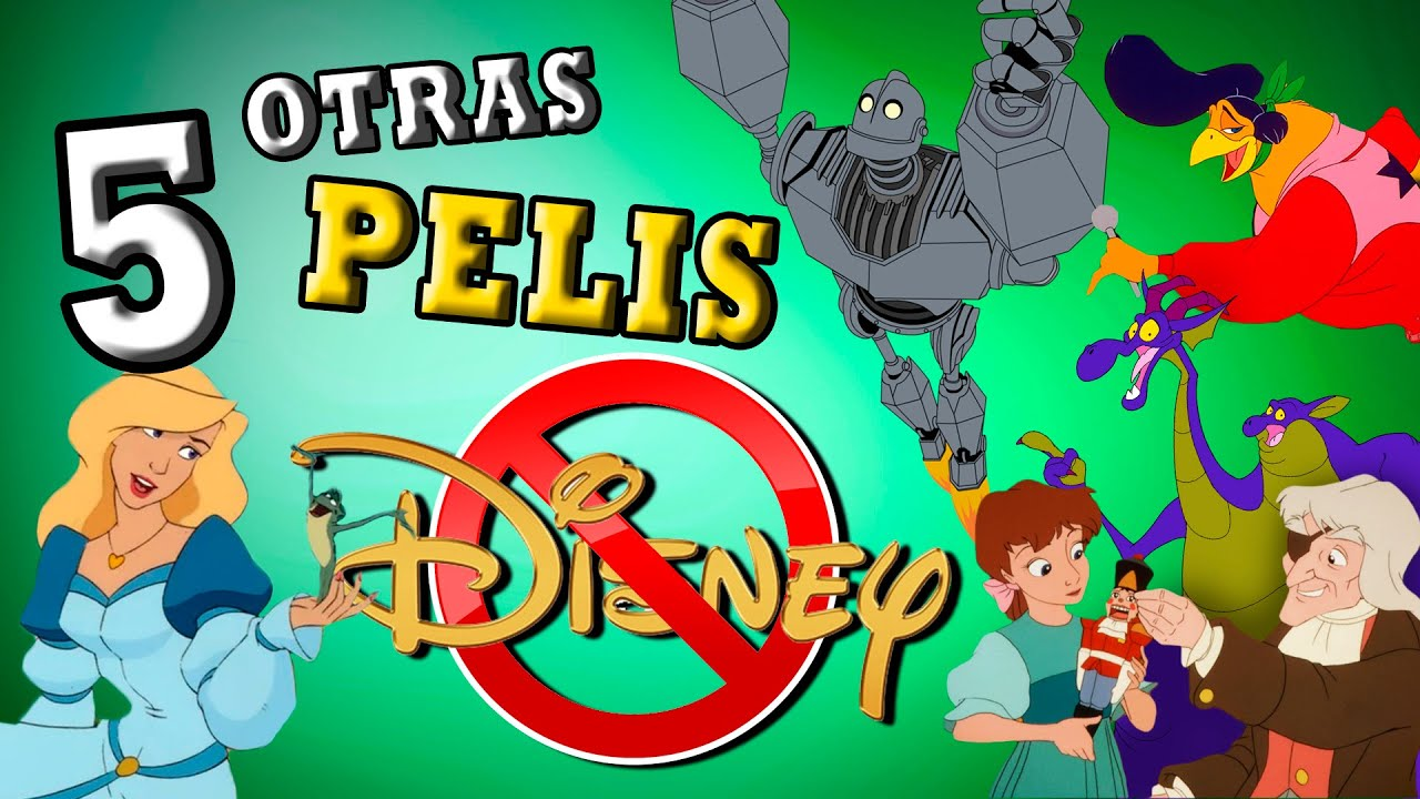 Download Otras 5 pelis NO-DISNEY de mi infancia