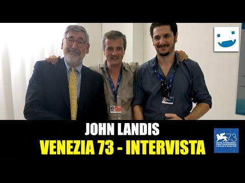 Venezia 73 - BadTaste.it intervista John Landis, che parla del suo prossimo progetto!