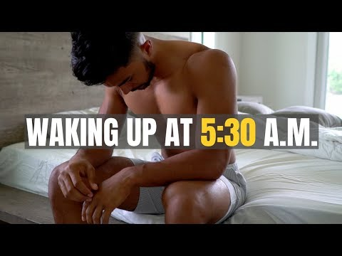 5 SHOCKING Benefits Of Waking Up At 5:30 EVERY DAY