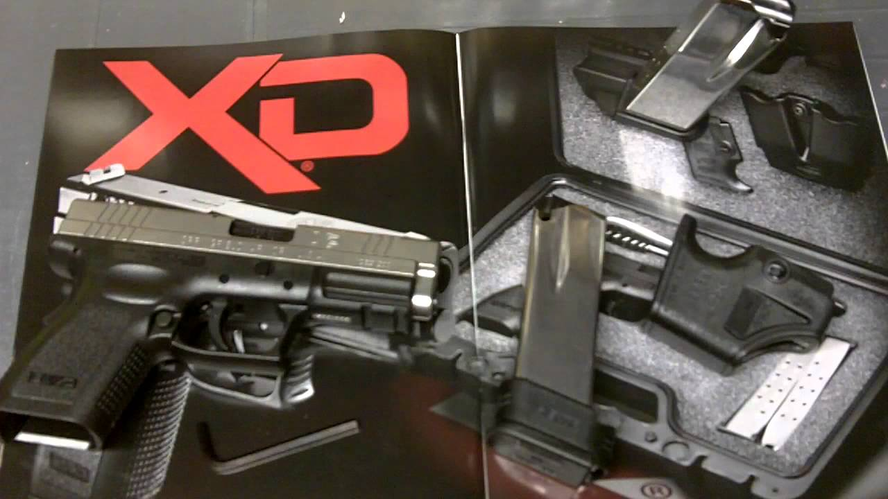 Springfield xd 45 review