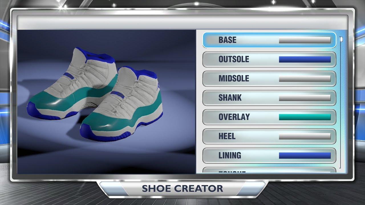 e4dc666e0ed NBA 2K14 Next Gen Shoes - Air Jordan 11 Maya Moore PE - YouTube