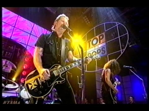 Metallica - St. Anger & Frantic - Live at TOTP (2003) [TV Broadcast]
