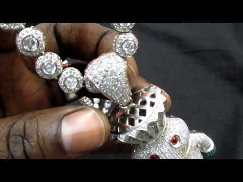 SO ICY JEWELRY 009.MOV DOUGH BOY & 360 CHAIN GUCCI MANE SH!T