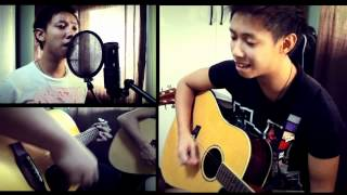 Hear You Me - Jimmy Eat World FULL BAND COVER by Arfian and Shawne
