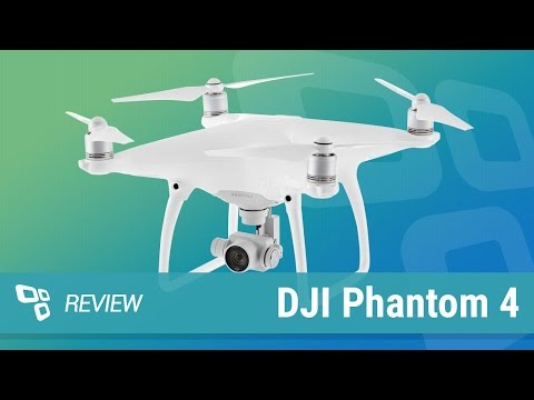 Download Youtube: DJI Phantom 4 [Review] - TecMundo