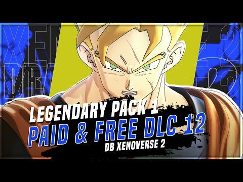 Legendary Pack 1