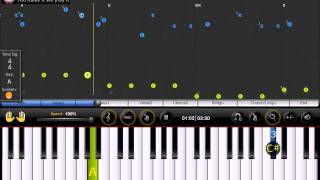 Rob Thomas - Little Wonders (Meet The Robinsons Soundtrack) Piano Tutorial & Sheet Easy