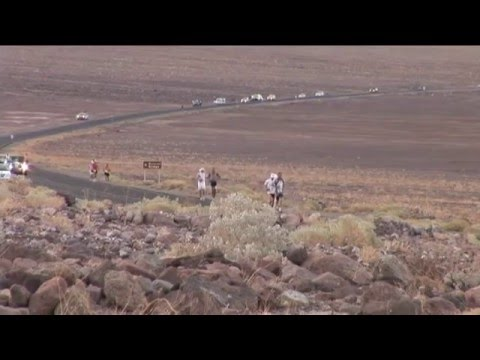2006 Badwater Ultramarathon: Recap / Party Video