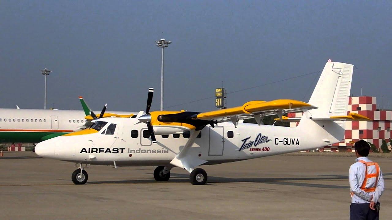 C-GUVA @ Viking DHC-6-...