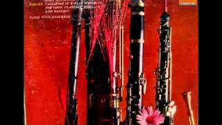 Vivaldi / Paris Wind Ensemble, 1958: Concerto in G minor for Flute, Oboe and Bassoon