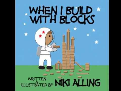 when i build with blocks children s book trailer youtube