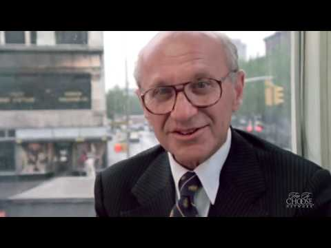 Milton Friedman - Libre para Elegir 3 - Anatomía de la Crisis (La Gran Depresión)