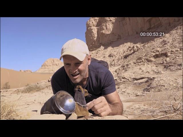 如何用鐵製水壺的底部生火:《單挑求生高手第2季》