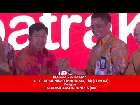 Patrakom: Penandatanganan MoU Patrakom Dengan Pertamina Dan TNI AL