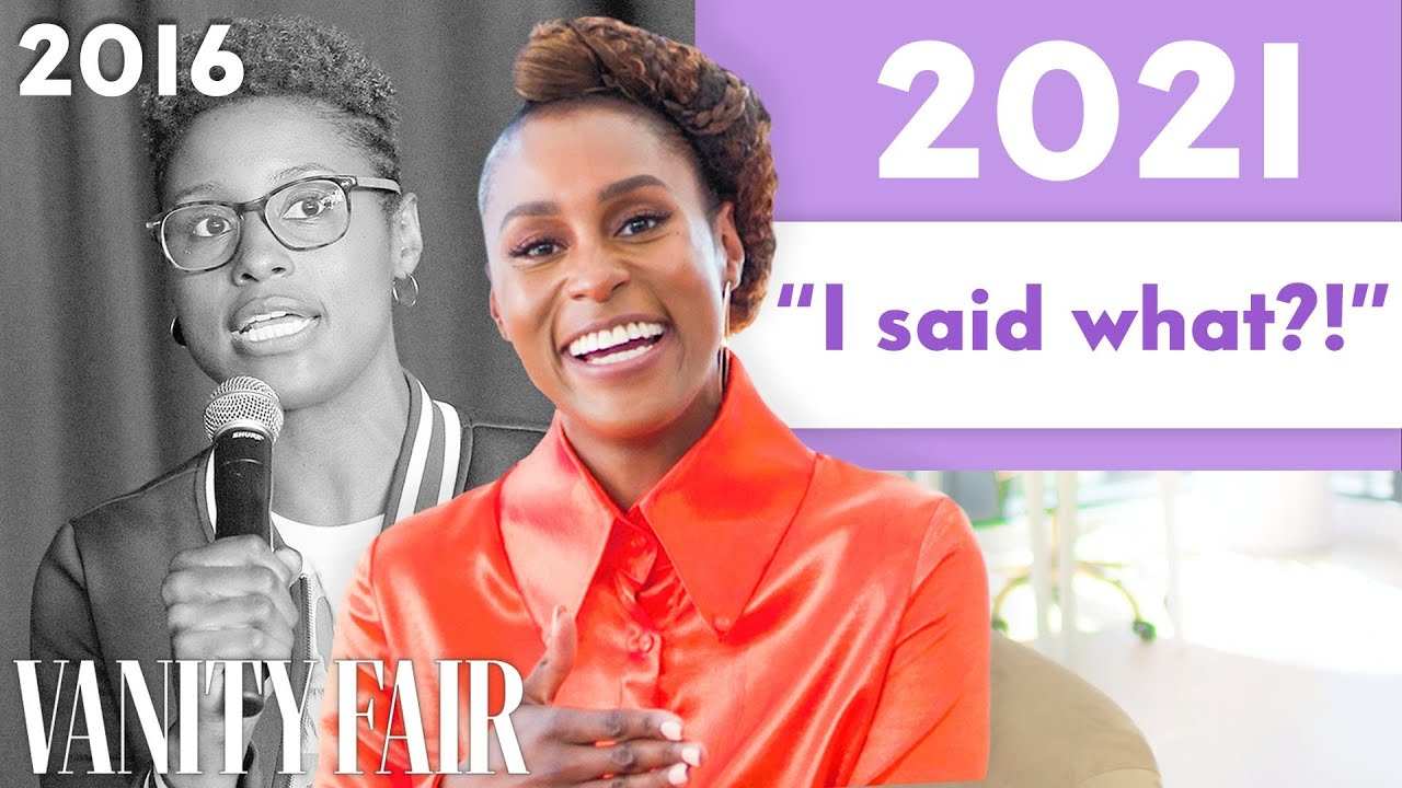Issa Rae Re-Answers Old Interview Questions