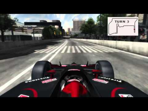 2011 Virtual lap:Baltimore