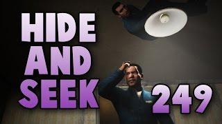 Repeat youtube video The Bridge Betrayal! (Hide & Seek #249)