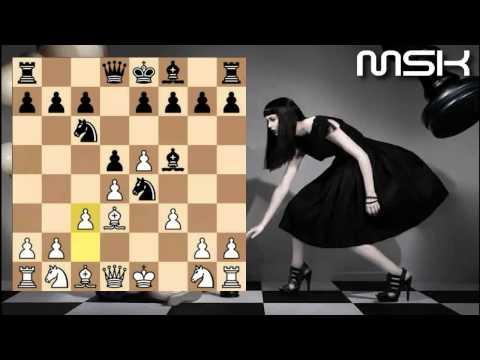 Chess opening principles II game analysis