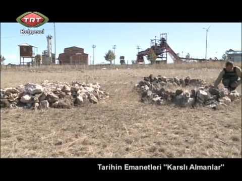 Bewahrung der Geschichte: Deutsche in Kars, Türkei TRT Belgesel