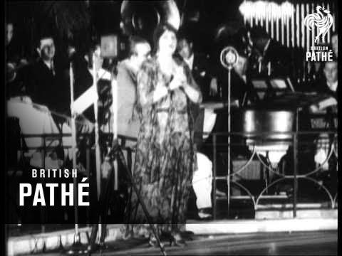 Sophie Tucker (1930)