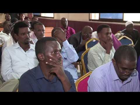 UN unveils nationwide judicial training curriculum for Somalia