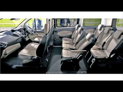ford tourneo custom limited youtube. Black Bedroom Furniture Sets. Home Design Ideas