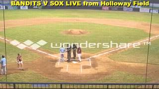 2013 Bandits V Blue Sox Game 1 ABL