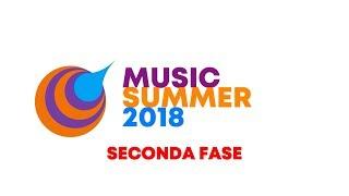UnDueTre.com Music Summer 2018 - Seconda fase a gironi