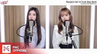 체리블렛 Cherry Bullet Hae Yoon Yu Ju Anneth Mungkin Hari Ini Esok Atau Nanti Cover Ver MP3