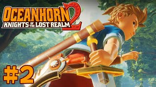 Oceanhorn 2: Knights of the Lost Realm - Part 2 Defeating Galactoss Gameplay Walkthrough