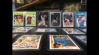 Vintage Baseball Cards, Tiffany Cards, Rookie Cards Tuber CP And Much More