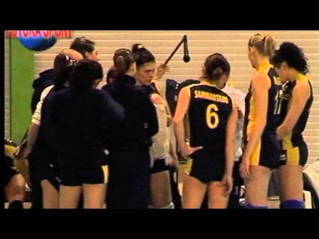 Cittaducale vs SS Lazio - 3° Set