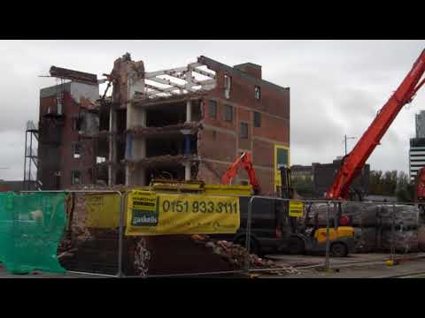 Gaskells Demolition - Sunday Working (outside of bylaw times)