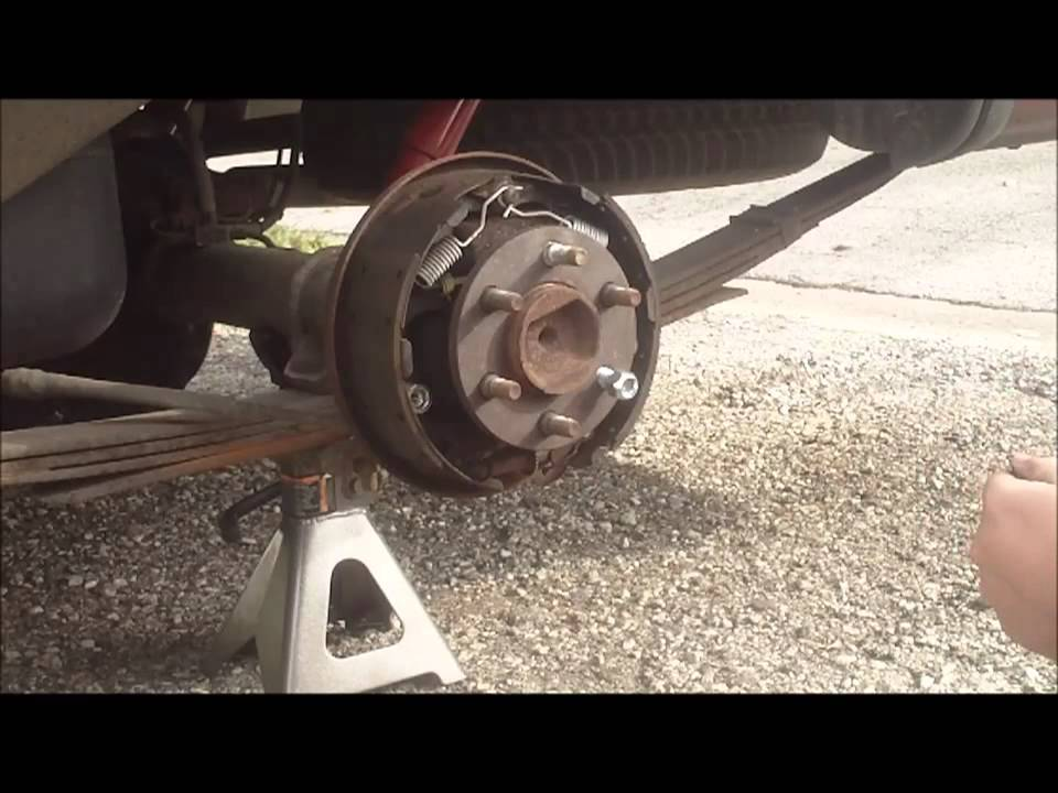How To Change A Wheel Stud