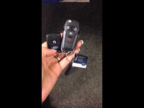 2013 fusion aftermarket remote start key youtube 2013 fusion aftermarket remote start key sciox Image collections