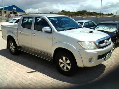 Toyota Hilux For Sale On Autotrader >> 2009 TOYOTA HILUX 3.0 D4D D/C 4x2 Manual Auto For Sale On Auto Trader South Africa - YouTube