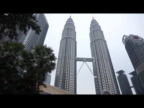 TOUCHDOWN KUALA LUMPUR l MALAYSIA l TRAVEL VLOG #06 l WERELDREIS