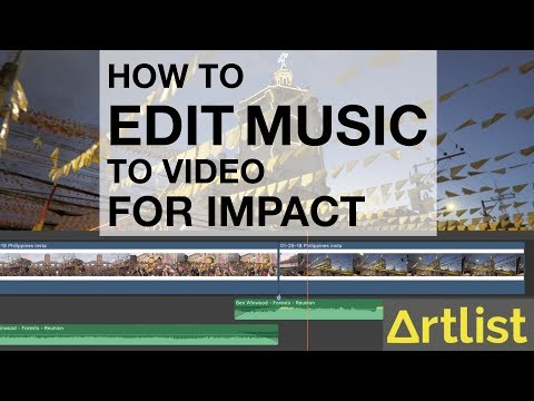 How to Edit Music to Your Video for Impact