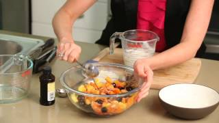 Traditional Ambrosia Salad : Healthy Snacks